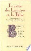 Le Si  cle des Lumi  res et la Bible