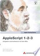 AppleScript 1 2 3