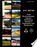 U. S. 287/26 from Moran Junction to 12 Miles West of Dubois, Teton and Fremont Counties