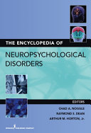 download ebook the encyclopedia of neuropsychological disorders pdf epub