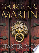 George R R Martin Starter Pack 4 Book Bundle