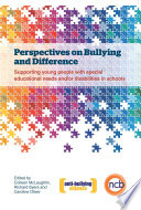 Perspectives on Bullying and Difference