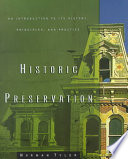 Review Historic Preservation