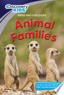 Discovery Kids Readers  Animal Families