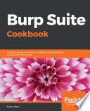 Burp Suite Cookbook