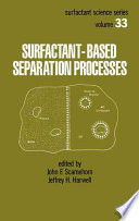 Surfactant - Based Separation Processes