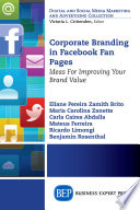 Corporate Branding in Facebook Fan Pages