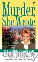 Murder  She Wrote  Majoring In Murder