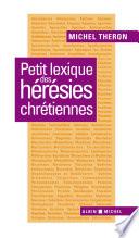 Petit Lexique Des H R Sies Chr Tiennes