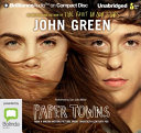Paper Towns  sound Recording  audio Book