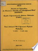 Cours National d Ete d Agronomie Tropicale Fruticulture 9 Juillet   9 Aout 1984
