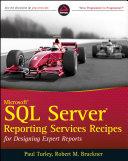 Microsoft SQL Server Reporting Services Recipes