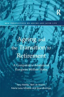 Ageing And The Transition To Retirement