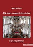 200 Jahre evangelisches Leben