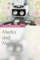 Media and Memory
