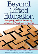 Beyond Gifted Education