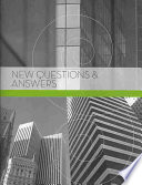 New Questions and Answers