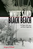 White Sand Black Beach