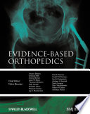 Evidence-based Orthopedics