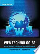 Web Technologies Tcp Ip Web Java Programming And Cloud Computing 3e