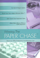Winning the Paper Chase