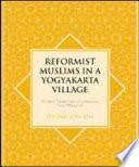 Reformist Muslims in Yagyakarta Village