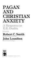 Pagan And Christian Anxiety
