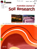 Australian Journal of Soil Research