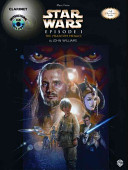 Star Wars Episode I the Phantom Menace for Clarinet