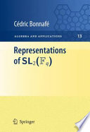 Representations of SL2 Fq