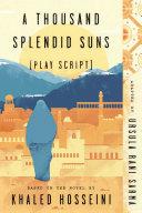 A Thousand Splendid Suns (Play Script) Book