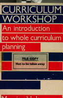 Curriculum Workshop: An Introduction to Whole Curriculum Planning