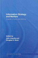 Information Strategy and Warfare