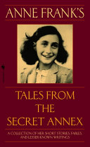 Book Anne Frank's Tales from the Secret Annex