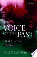 Voice of the Past