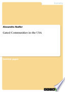 download ebook gated communities in the usa pdf epub