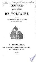 Oeuvres compl  tes de Voltaire