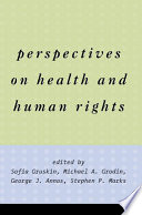 Perspectives on Health and Human Rights