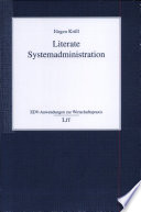 Literate Systemadministration