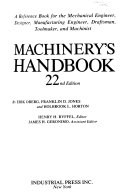 Machinery s Handbook