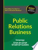 Public Relations Business