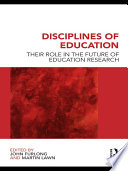 Disciplines of Education