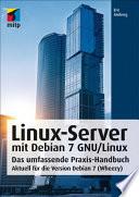 Linux Server mit Debian 7 GNU Linux