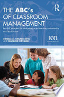 The ABC s of Classroom Management