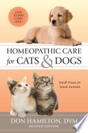 Homeopathic Care for Cats   Dogs