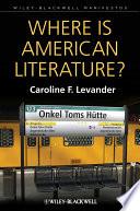 Where Is American Literature