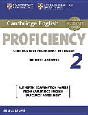 Cambridge English Proficiency 2 for Updated Exam. Student's Book Without Answers