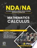 Mathematics Calculus For Nda Na Entrance Exam