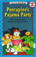 Porcupine S Pajama Party