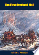 Ebook The First Overland Mail Epub Robert E. Pinkerton Apps Read Mobile